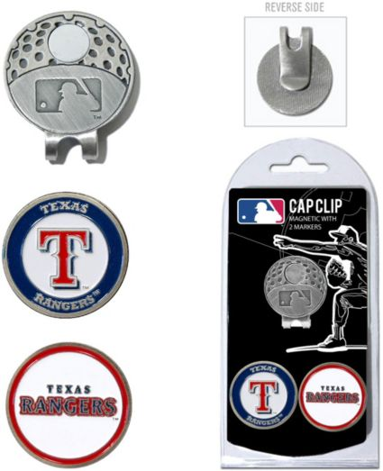 Team Golf Texas Rangers Cap Clip