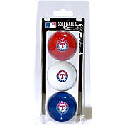 Team Golf Texas Rangers Golf Balls - 3-Pack