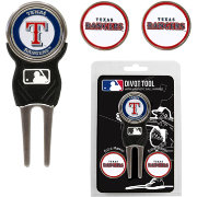 Team Golf Texas Rangers Divot Tool and Marker Set