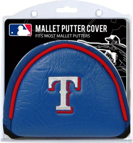 Team Golf Texas Rangers Mallet Putter Cover