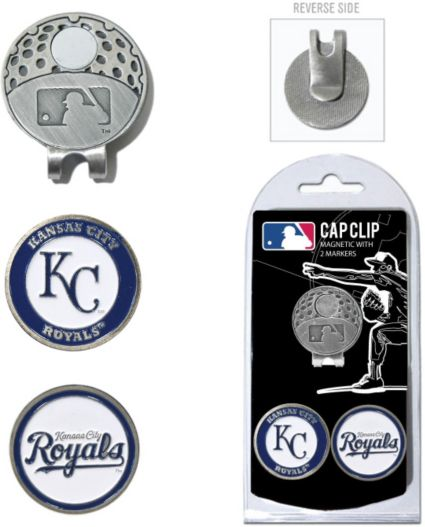 Team Golf Kansas City Royals Cap Clip