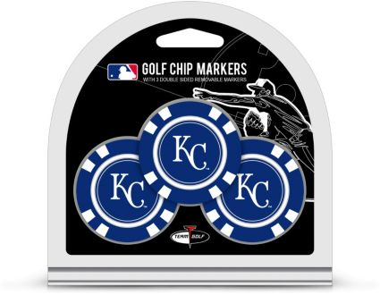 Team Golf Kansas City Royals Golf Chips - 3 Pack