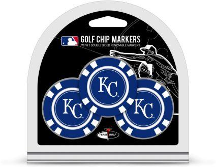 Team Golf Kansas City Royals Golf Chips - 3 Pack