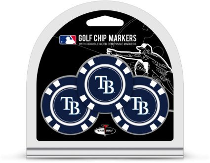 Team Golf Tampa Bay Rays Golf Chips - 3 Pack