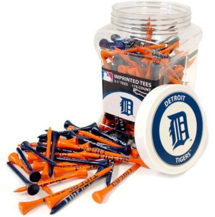 "Team Golf Detroit Tigers 2.75"" Golf Tees - 175 Pack"