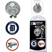 Team Golf Detroit Tigers Cap Clip and Marker Set
