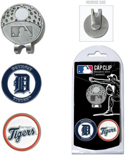 Team Golf Detroit Tigers Cap Clip and Marker Set