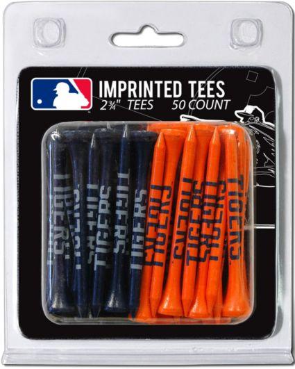 Team Golf Detroit Tigers 2.75'' Golf Tees - 50 Pack