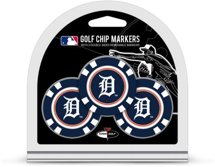 Team Golf Detroit Tigers Golf Chips - 3 Pack