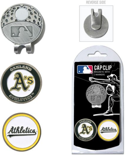 Team Golf Oakland Athletics Cap Clip