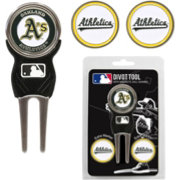 Team Golf Oakland Athletics Divot Tool and Marker Set