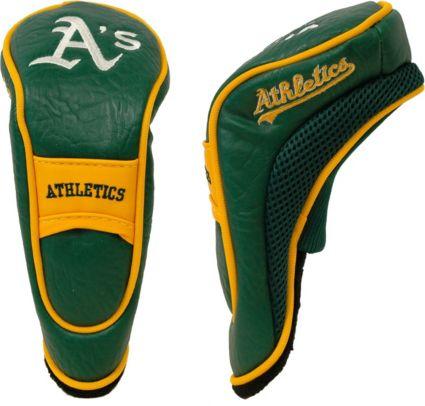 Team Golf Oakland Athletics Hybrid Headcover