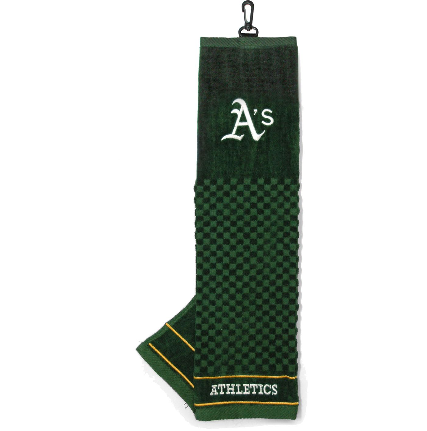 Team Golf Oakland Athletics Embroidered Golf Towel