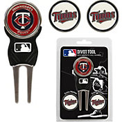 Team Golf Minnesota Twins Divot Tool and Marker Set