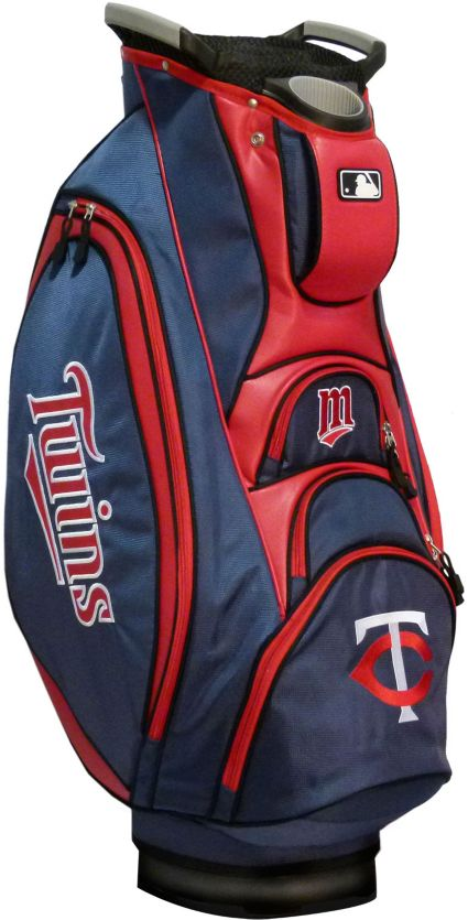 Team Golf Victory Minnesota Twins Cart Bag