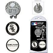 Team Golf Chicago White Sox Cap Clip and Marker Set