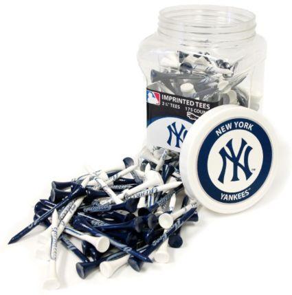 Team Golf New York Yankees Tee Jar - 175 Pack