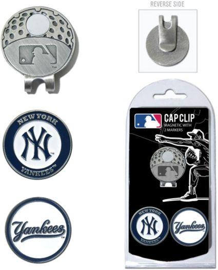 83dd3fb32b73b8 Team Golf New York Yankees Cap Clip and Marker Set   DICK'S Sporting ...