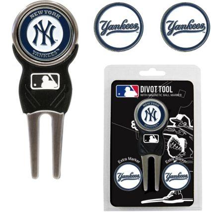 dc68aa2c09b9cc Team Golf New York Yankees Divot Tool and Marker Set   DICK'S ...