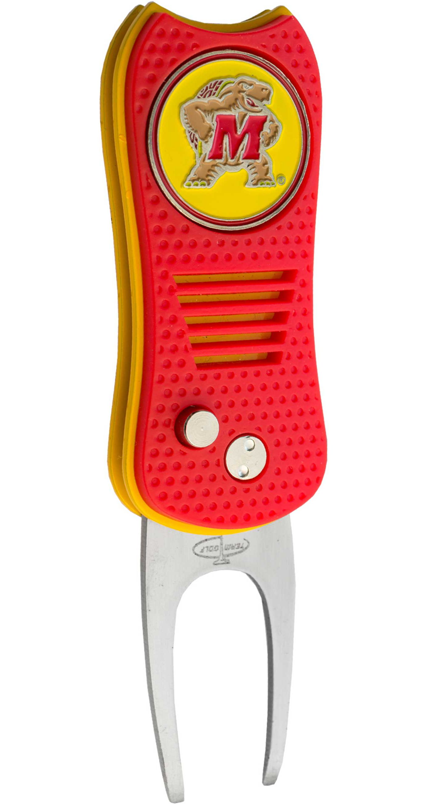 Team Golf Switchfix Maryland Terrapins Divot Tool