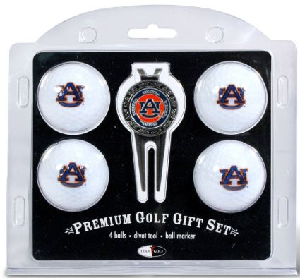 Team Golf Auburn Tigers Golf Ball/Divot Tool Set