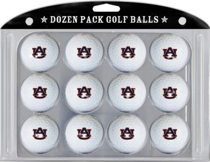 Team Golf Auburn Tigers Golf Balls