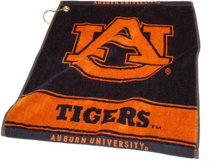 Team Golf Auburn Tigers NCAA Woven Towel