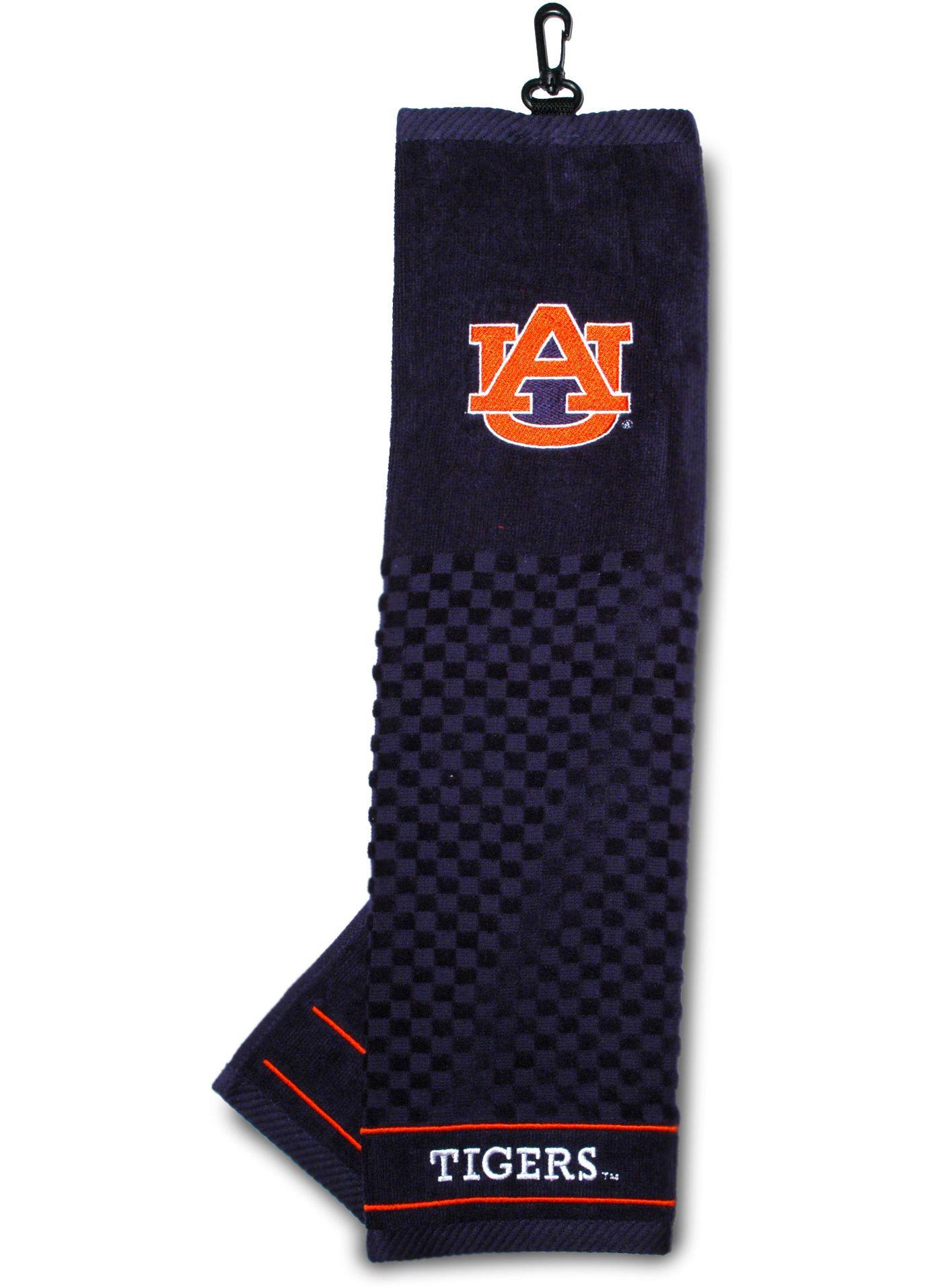 Team Golf Auburn Tigers Embroidered Towel