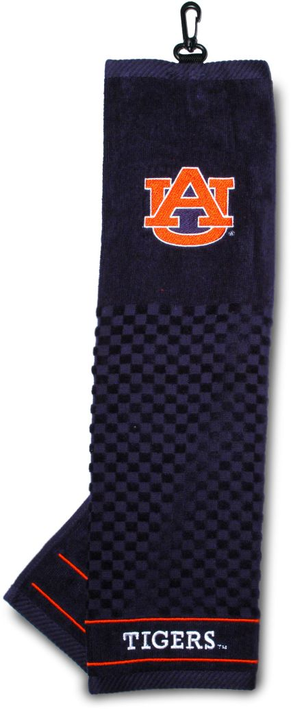 Team Golf Auburn Tigers Embroidered Towel