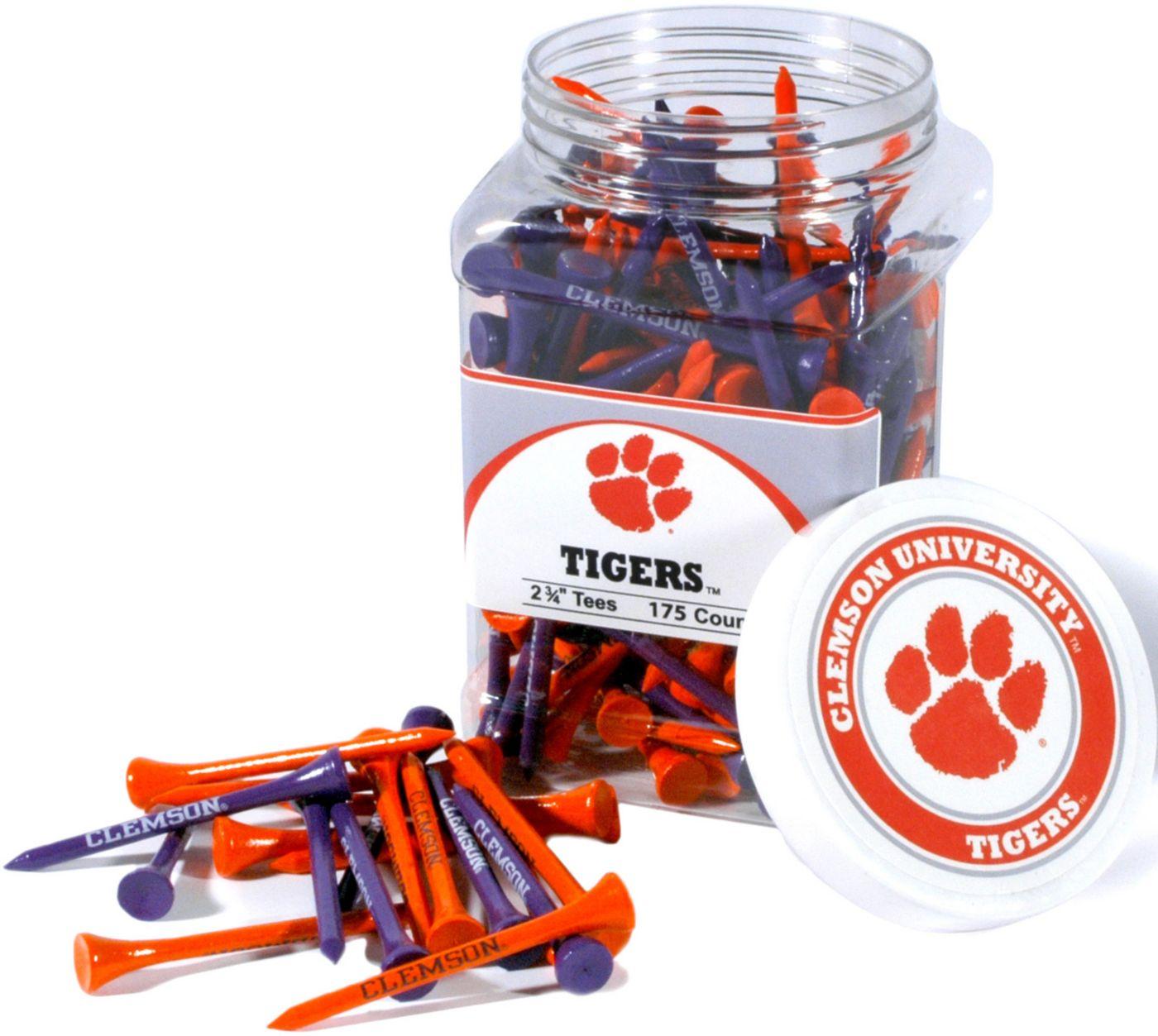 "Team Golf Clemson Tigers 2.75"" Golf Tees - 175-Pack"