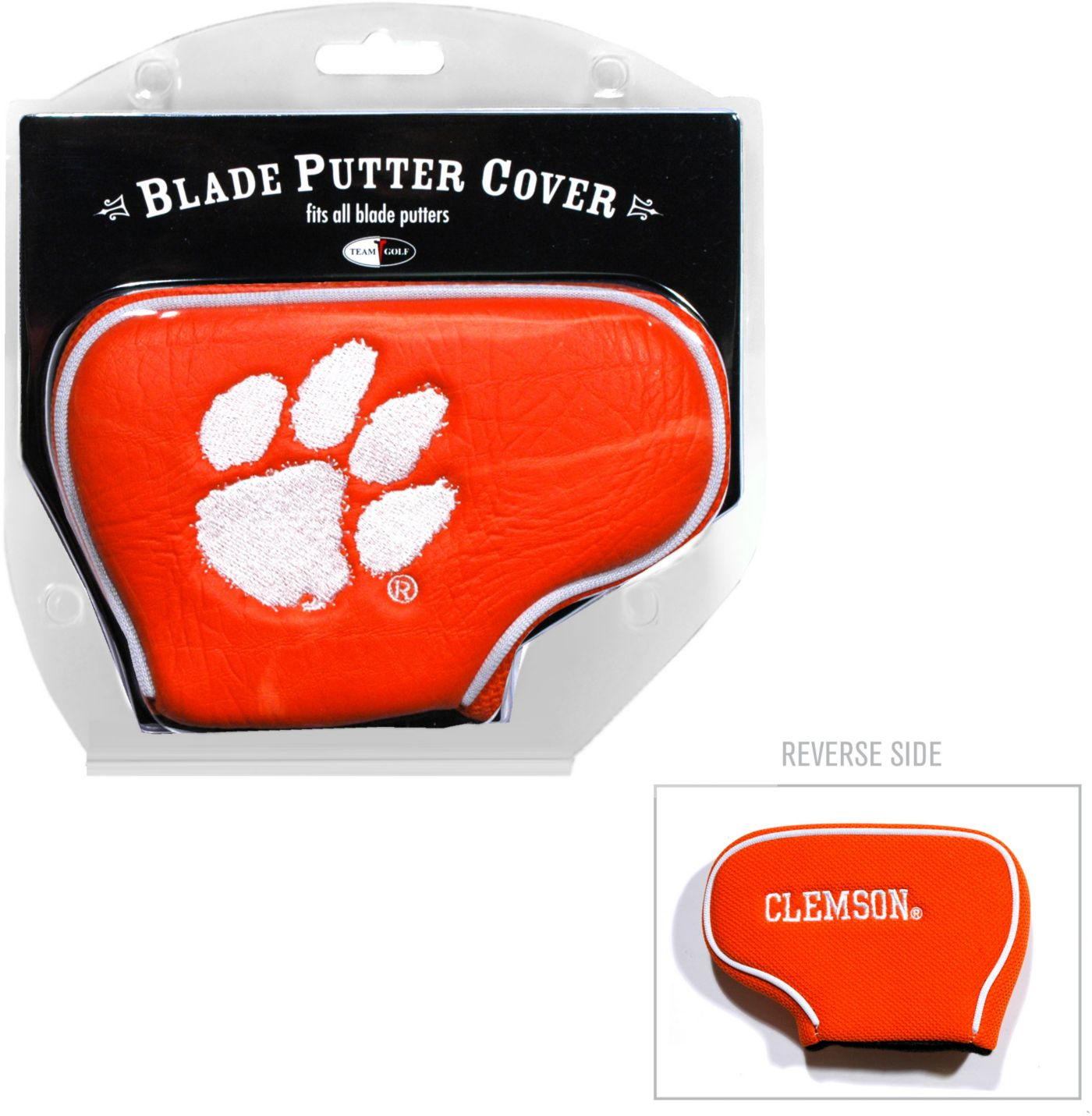 Team Golf Clemson Tigers Blade Putter Cover
