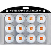 Team Golf Clemson Tigers Golf Balls