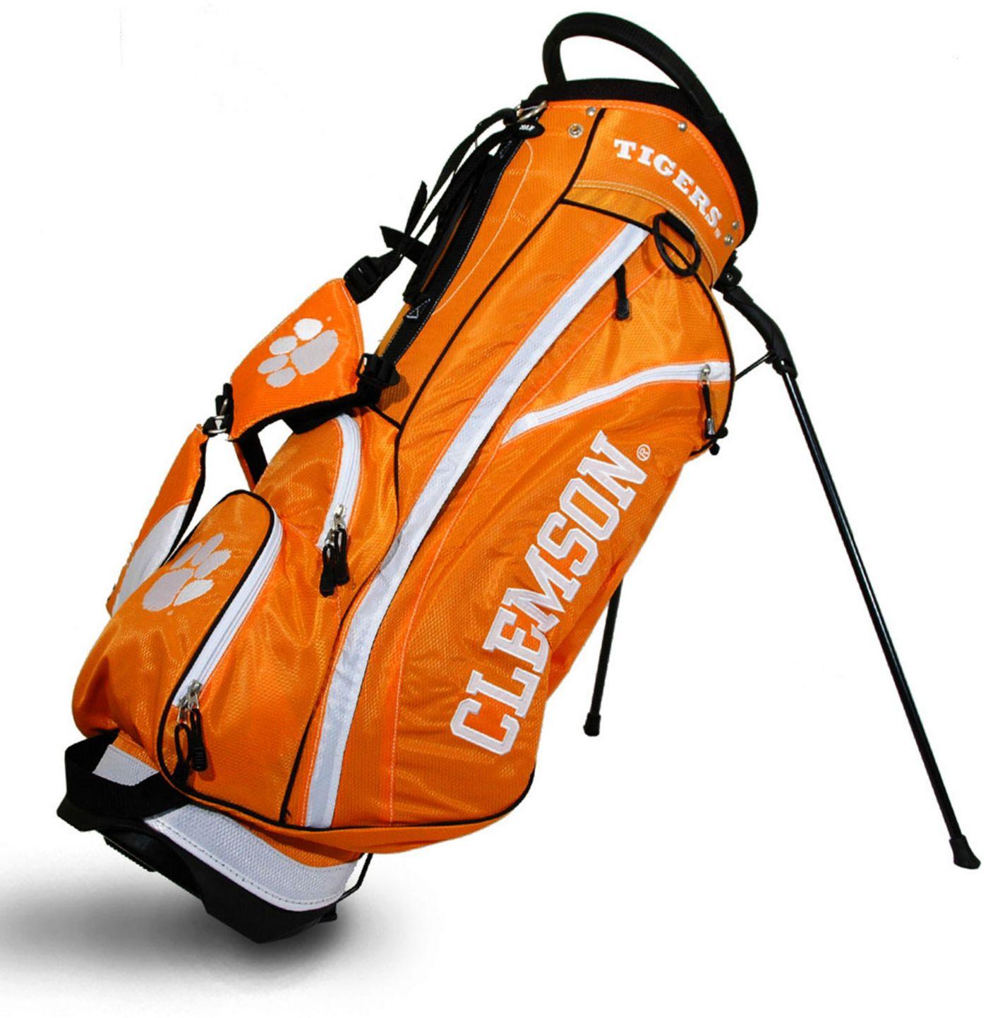 Team Golf Fairway Clemson Tigers Stand Bag