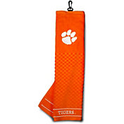 Team Golf Clemson Tigers Embroidered Towel