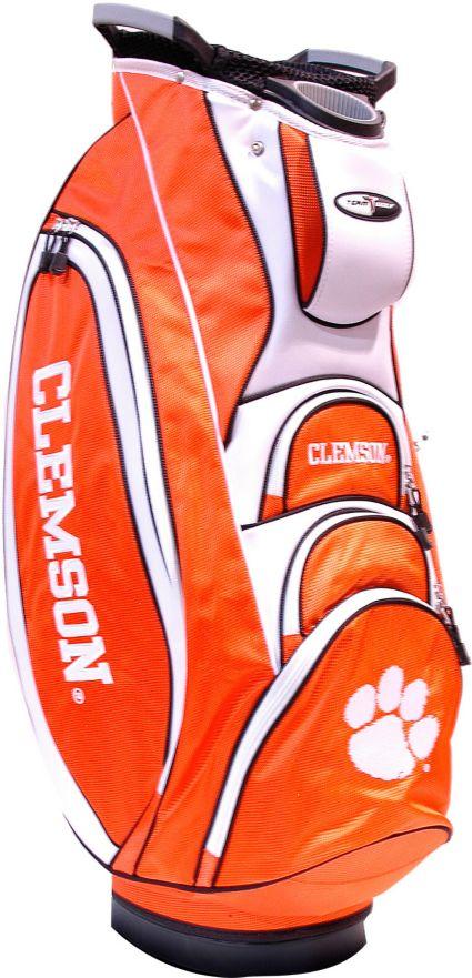 Team Golf Victory Clemson Tigers Cart Bag