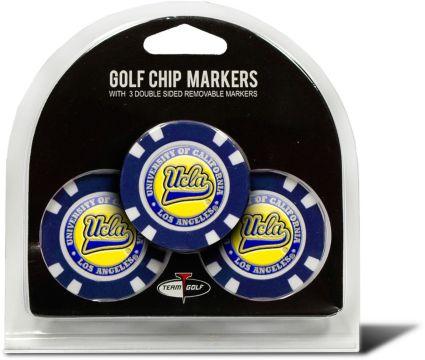 Team Golf UCLA Bruins Golf Chips - 3 Pack