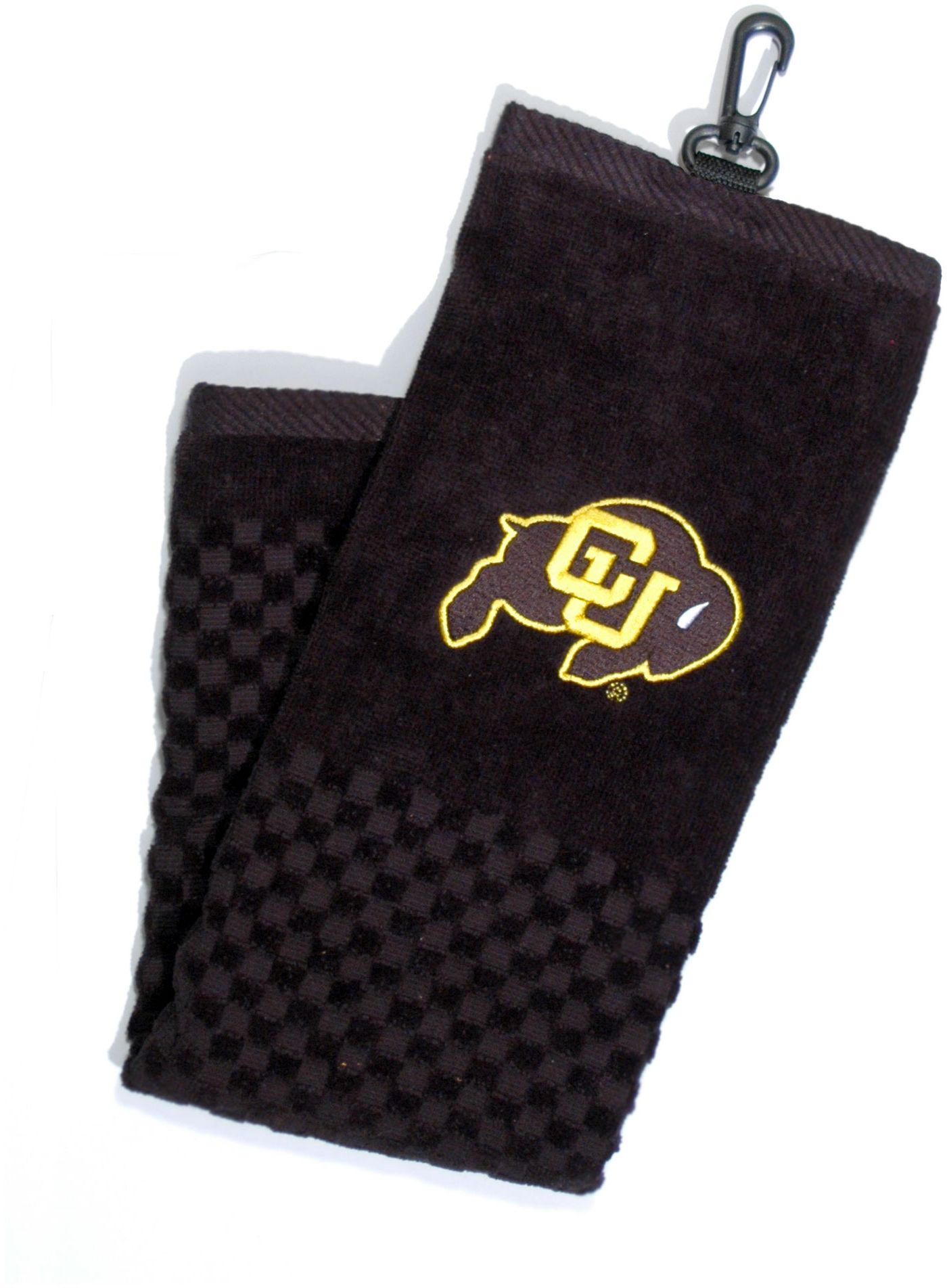Team Golf Colorado Buffaloes Embroidered Towel
