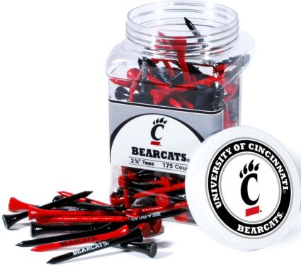 Team Golf Cincinnati Bearcats Tee Jar - 175 Pack