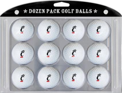 Team Golf Cincinnati Bearcats Golf Balls