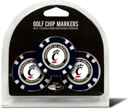 Team Golf Cincinnati Bearcats Golf Chips - 3 Pack