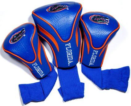 Team Golf Florida Gators Contour Sock Headcovers - 3 Pack