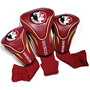 Team Golf Florida State Seminoles Contour Headcovers - 3-Pack