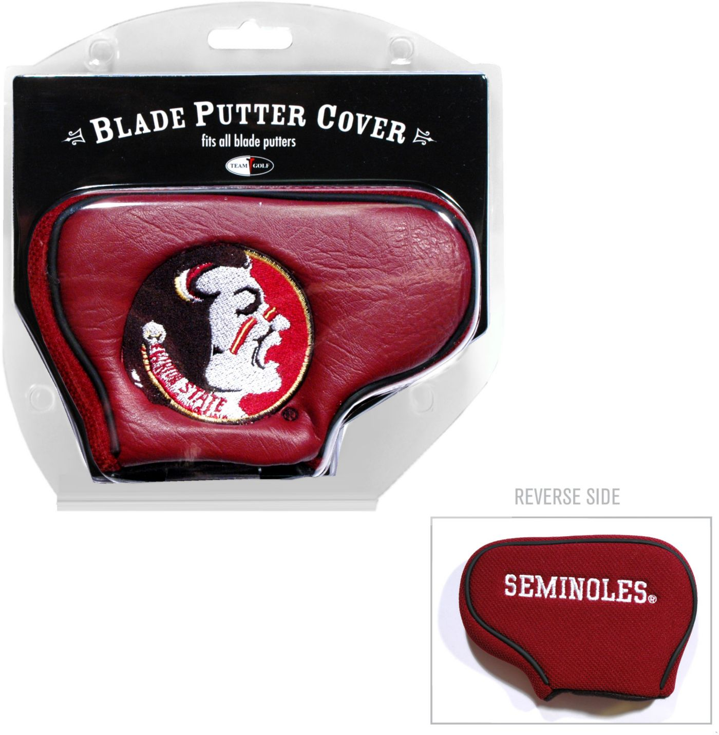 Team Golf Florida State Seminoles Blade Putter Cover