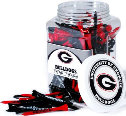Team Golf Georgia Bulldogs Tee Jar - 175 Pack