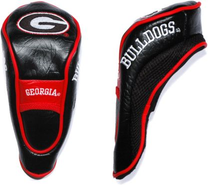 Team Golf Georgia Bulldogs Hybrid Headcover