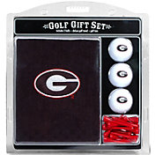 Team Golf Georgia Bulldogs Embroidered Towel Gift Set