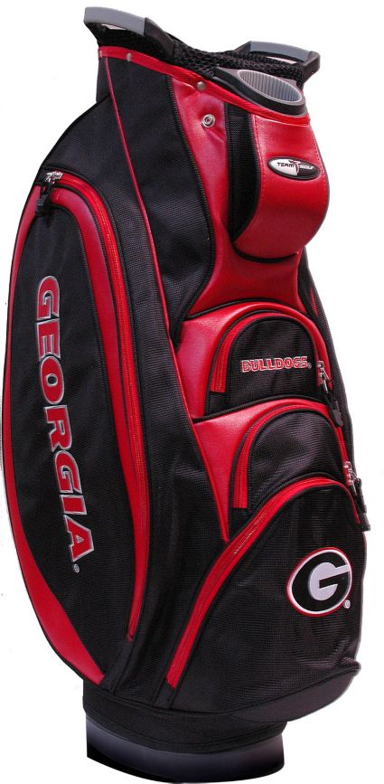 Team Golf Victory Georgia Bulldogs Cart Bag