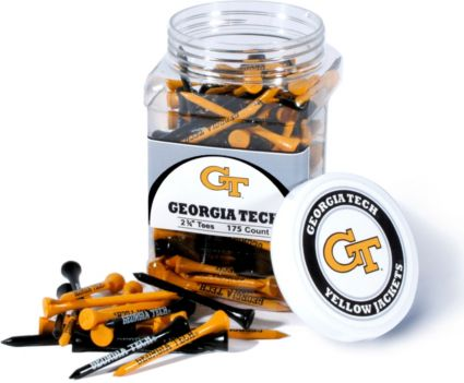 "Team Golf Georgia Tech Yellow Jackets 2.75"" Golf Tees - 175-Pack"