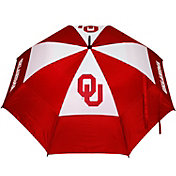 "Team Golf Oklahoma Sooners 62"" Double Canopy Umbrella"