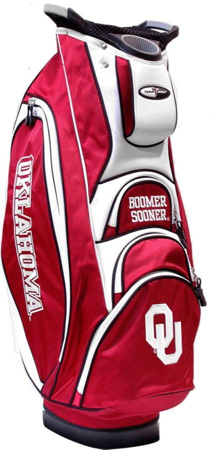 Team Golf Victory Oklahoma Sooners Cart Bag